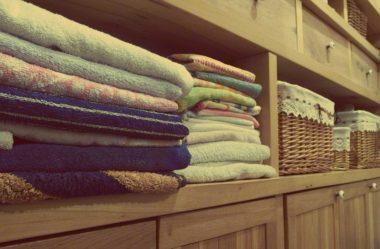Limpeza é diferente de organização