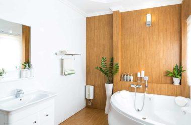 Como fazer decoração do banheiro de forma simples e funcional