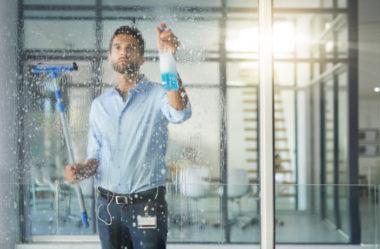 8 razões para ter um parceiro especializado em limpeza comercial